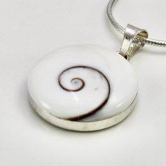 Silberschmuck mit Shiva Auge